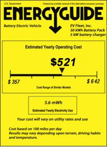 EV Fleet, electric trucks, electric truck