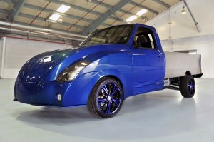 EV Fleet, Condor, electric pickup truck, fleet trucks, electric truck